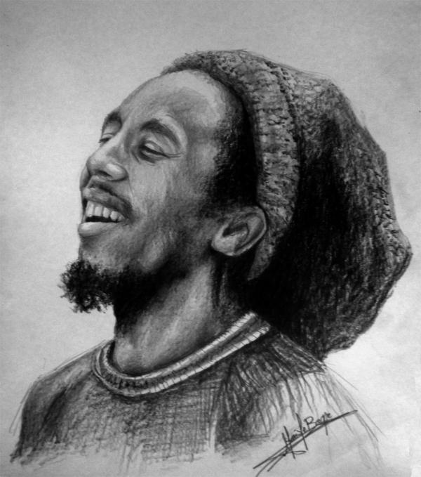 Bob Marley by Alex22bx